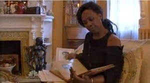 NBC-TV report reaturing Sankofa Aban B&B Hostess Debbie McClain on the history of the Inn